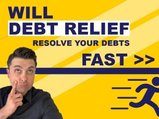 Will Debt Relief Companies Resolve My Debt Fast