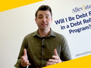 Will I be debt free in debt relief or debt settlement?