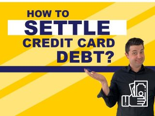 How to Settle Credit Card Debt?