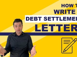 How to Write a Debt Settlement Letter
