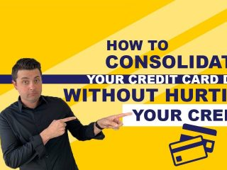 How to Consolidate Credit Card Debt Without Hurting Your Credit?