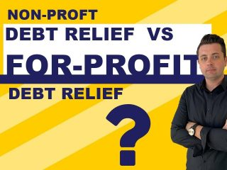 Non-Profit Debt Relief Vs For-Profit Debt Relief