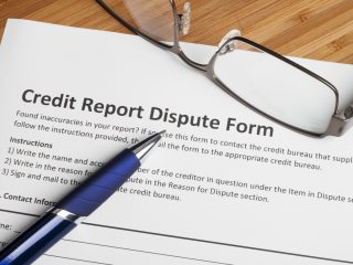 How to Remove Settled Accounts From A Credit Report?