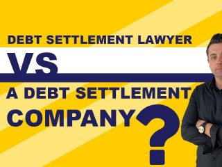 Debt Settlement Lawyer vs a Debt Settlement Company