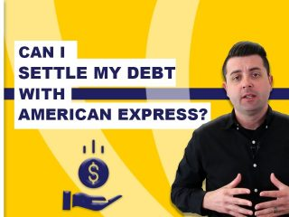 Can I Settle My Debt With American Express?