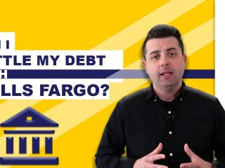 Can I Settle My Debt With Wells Fargo?