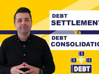 Debt Settlement VS Debt Consolidation