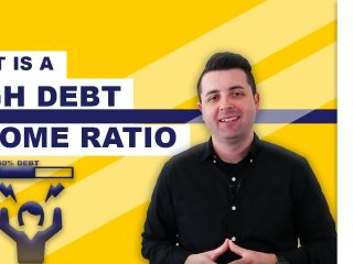 What is A High Debt to Income Ratio?