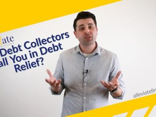 Will Debt Collectors Call You In A Debt Relief Program?