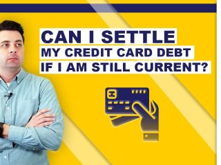 Can You Settle Your Credit Card If Your Are Still Current?