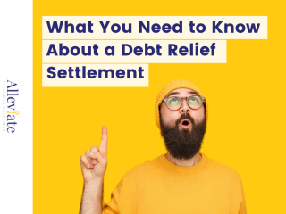 What You Need to Know About a Debt Relief Settlement