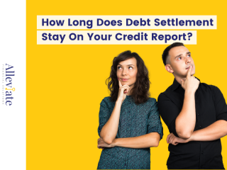 How Long Does Debt Settlement Stay On Your Credit Report?