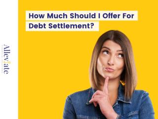 How Much Should I Offer For Debt Settlement?