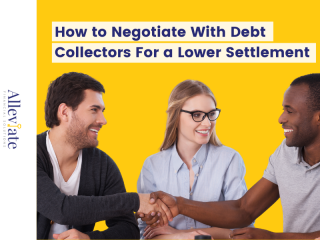 How to Negotiate With Debt Collectors For a Lower Settlement